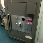 Tann safe opened by Lomond Safe and Vault