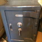Chubb safe opened by Lomond Safe and Vault